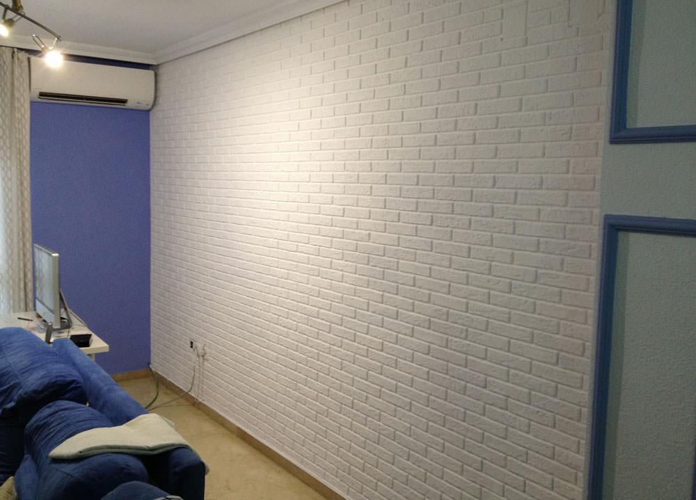 Cambio de look en mi piso parte1 mushoarte - Como pintar mi piso ...